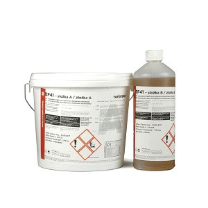 Epoxidový nátěr se zvýšenou chemickou odolností TopStone EP41