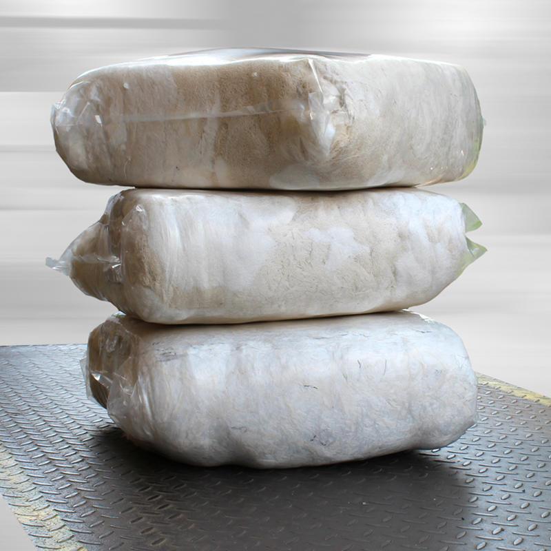 Hadry čistící mix balení 10kg bíle