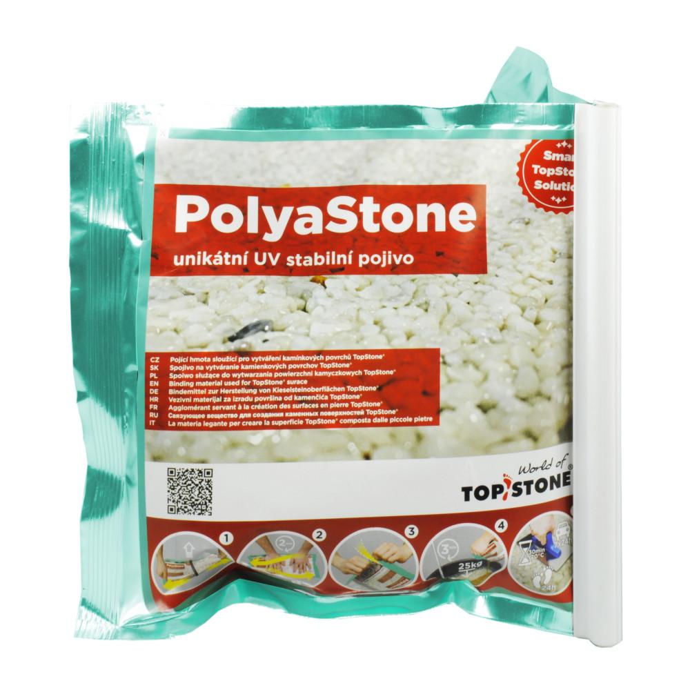 PolyaStone - unikátní dvousložkové pojivo (twinpack)