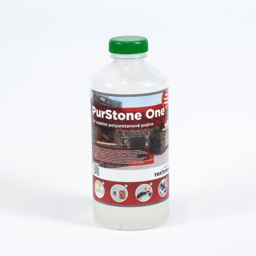 PurStone One - Jednosložkové polyuretanové pojivo s výbornou UV stabilitou