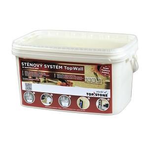TopWall - pojivo pro stěnový systém - 2,6 (twinpack)