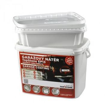 Garážový nátěr TopStone EP13 RAL 7001 (6kg balení)