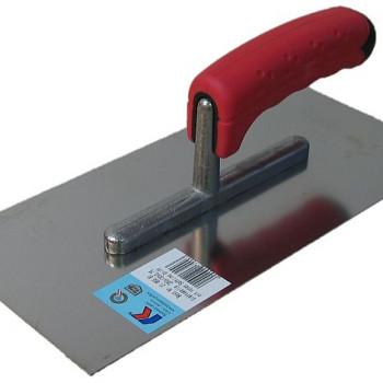 Hladítko nerez rovné 280 x 130 x 0,75 alu-softgrif Kaufmann