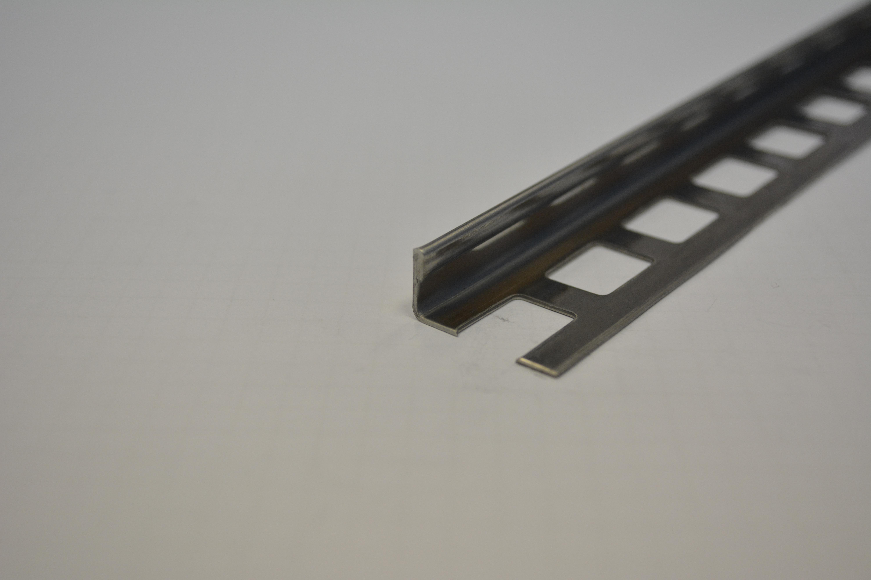 TOPSTONE Lišta 10mm - 2,5m L nerez
