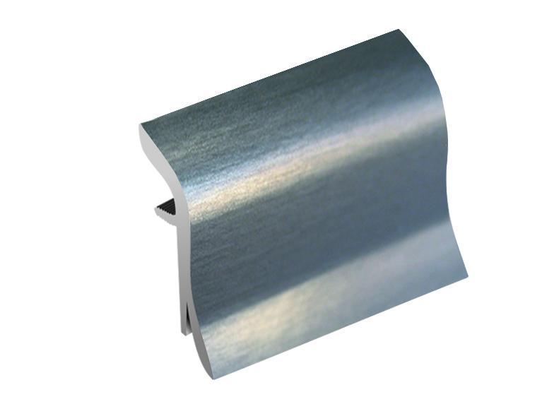 TOPSTONE Lišta Finex - nerezová - délka 250 cm