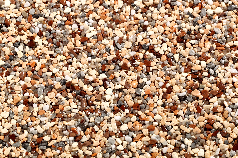 TOPSTONE Kamenný koberec Arabescato frakce 2-4mm tloušťka 0,7cm stěna